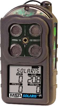 Gas Detector suits harsh industrial environments.