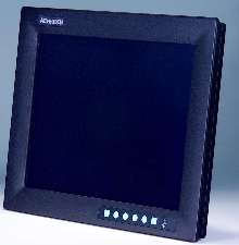 Flat Panel LCD Monitor suits industrial applications.