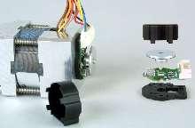 Hollow-Shaft Encoder has compact design.
