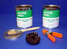 Epoxy Adhesive contains no volatiles or solvents.