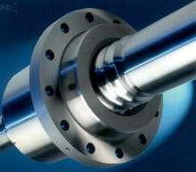 Ball Screws offer dynamic ratings up to 1 mil N.
