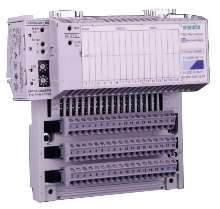 Coated PLCs are protected against harsh conditions.
