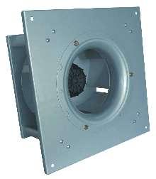 Radial Fans offer impellers from 9.84-27.95 in. diameter.