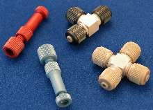 Adapters and Crosses are suited for medical applications.
