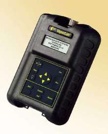 Gas Detector offers hand-held workplace monitoring.