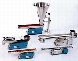 Vibratory Feeders suit light duty dosing.