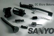 DC Micro Motors suit high-volume applications.