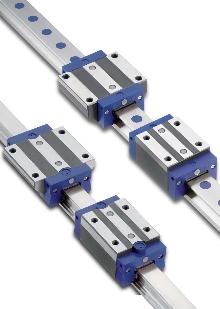 Profile Rail Linear Guides come in 2 configurations.