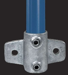 Structural Pipe Fittings can be used indoors or outdoors.