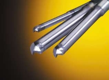 End Mill provides roughing of die and mold steels.