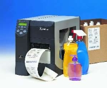 Printer/Encoder supports EPC RFID standards.
