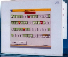 Operator Terminal provides detailed diagnostics.