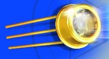 Photodetector has 400-1,100 nm range.
