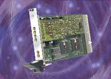 Digitizer PXI Module features 89 dB signal-to-noise ratio.