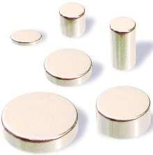 Neodymium Magnets provide high strength.