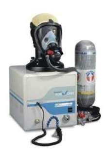 Breathing Apparatus Tester offers alarm detection system.
