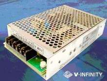 DC/DC Converters target industrial applications.