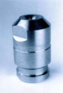 Nozzles offer leak-proof operation at 10,000 psi.