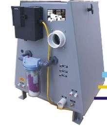 Odor Control System neutralizes pH corrosion.