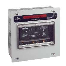 Surge Protective Devices have panel-mounted design.