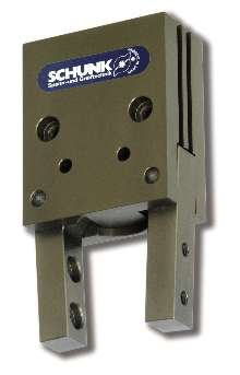 Angular Gripper is designed for small parts applications.