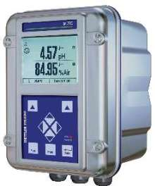 Transmitters provide liquid analytical measurements.