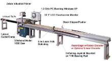 Optimization System provides defecting and sawing.