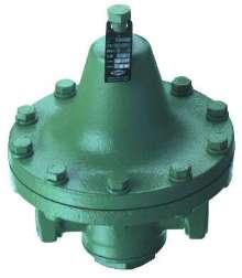 Pressure Regulator reduces pressures from 3-140 psi.