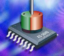 Rotary Encoder IC comes in 5.3 x 6.2 mm package.