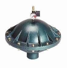 Pulsation Dampener suits aluminum air diaphragm pumps.