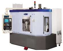 Hard Gear Finishing Machine has compact design.