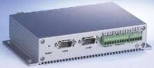 Network Controller features dual CAN interface.