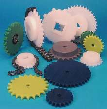 Plastic Roller Chain Sprockets are corrosion-resistant.