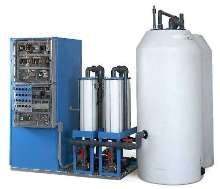 Wastewater Treatment System processes up to 100 gpm.