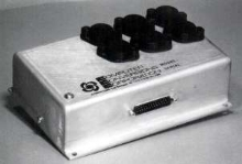 Digital-To-Synchro Converters feature built-in test output.