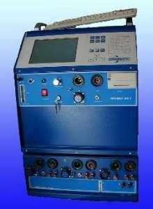 Welding Power Supply welds aluminum components.