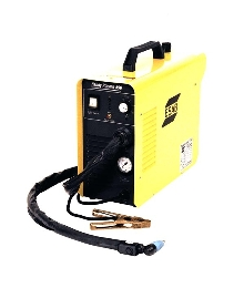 Plasma Cutting Package weighs only 35 lb, goes anywhere.