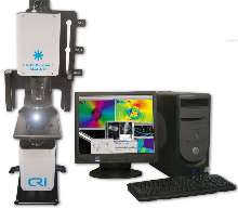 Imaging System measures stress in various materials.