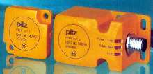 Coded Safety Switch is suited for safety gate monitoring.
