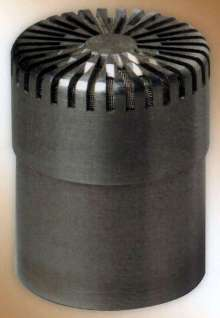 Condenser Microphone measures sounds to 192 dB.