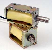 Open Frame Solenoids are compact in size.