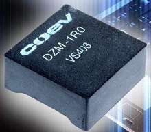 Power Inductor Series handles currents up to 50 A.