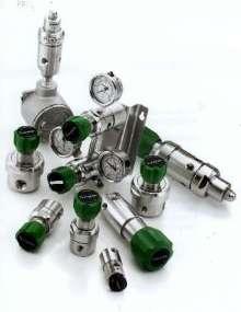 Pressure Regulators suit sample conditioning systems.