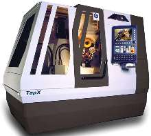 CNC Grinding Machine provides complete tap production.