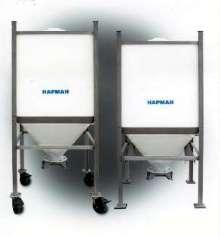 IBC Hopper handles powders and bulk solids.