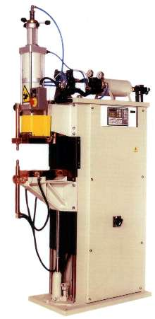 Spot Welder uses middle-frequency inverter technology.