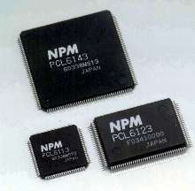Motion-Control Chips offer output speeds to 15 Mpps.