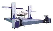 Coordinate Measuring Machine suits auto body applications.