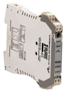Signal Conditioners self adjust output voltage and power.