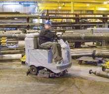 Rider Scrubber offers modular scrub-deck system.